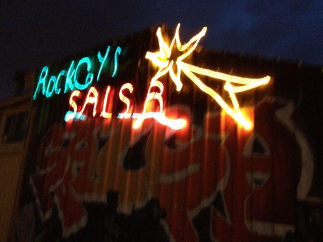 Rockgym salsa location